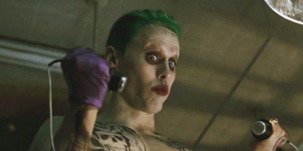 """Suicide Squad"": Jared Leto"