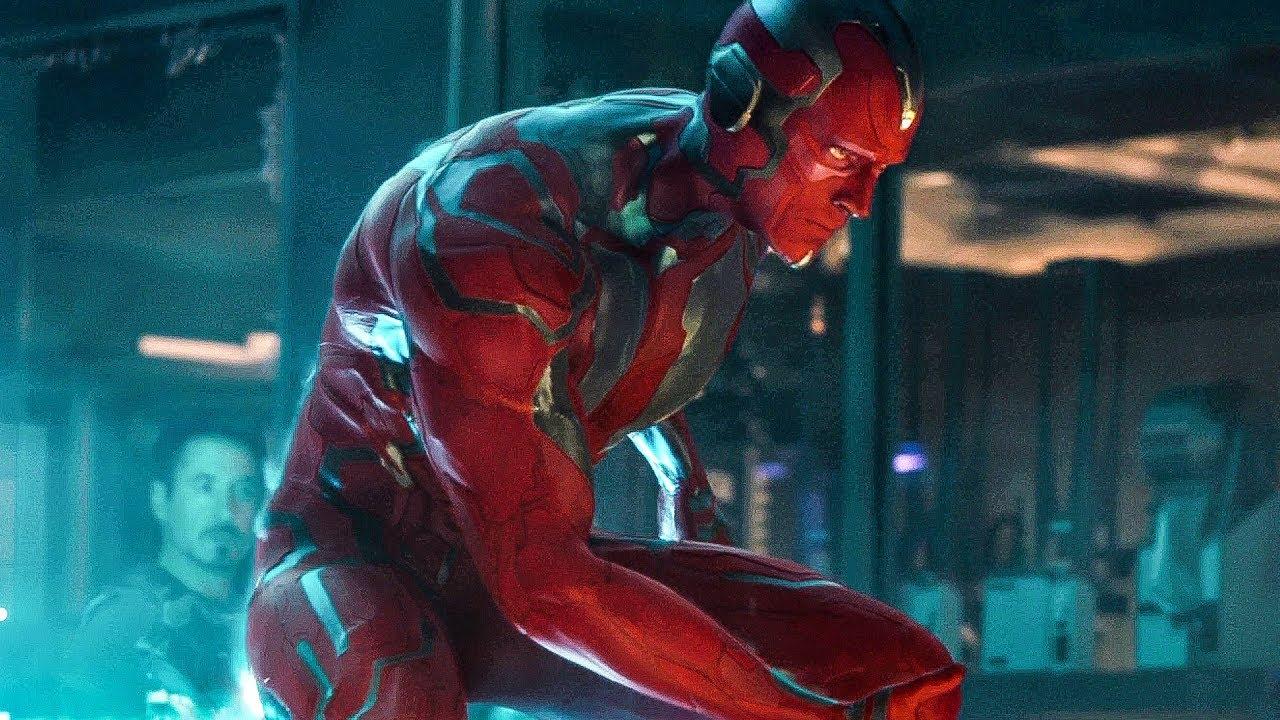 Joss Whedon Avengers: Age of Ultron Pene Paul Bettany marvel UCM