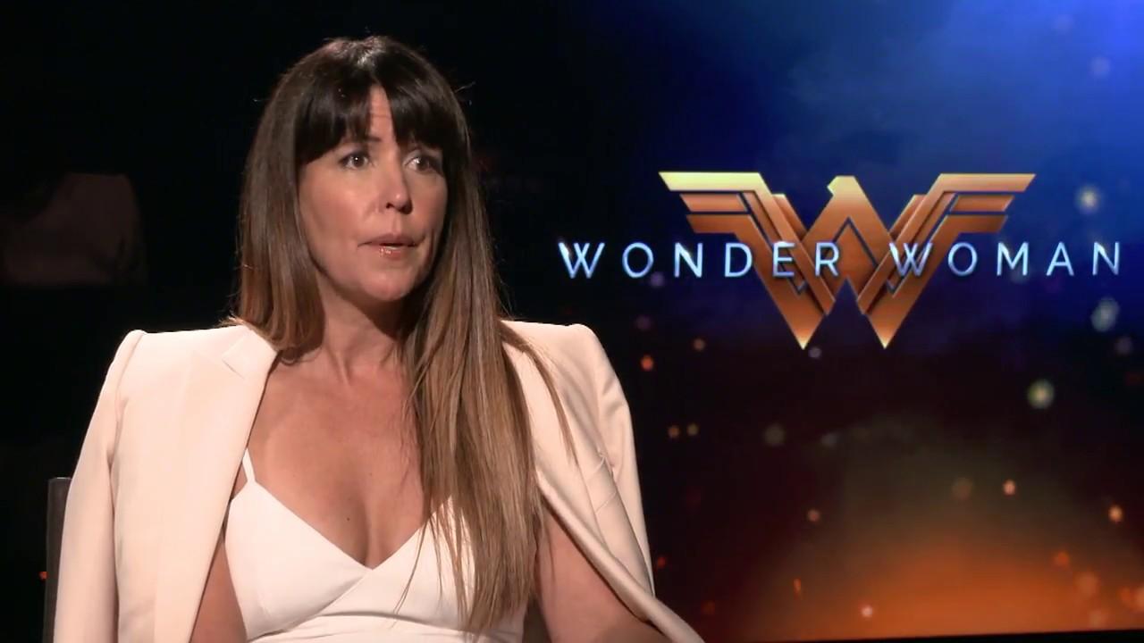Patty Jenkins Wonder Woman DCEU
