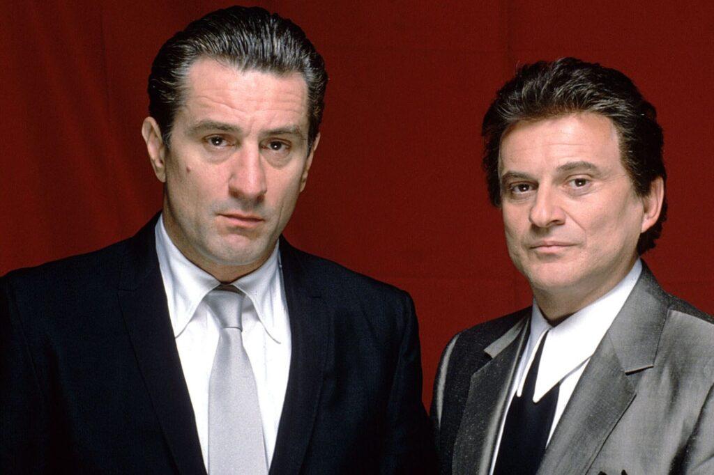 Robert De Niro y Joe Pesci
