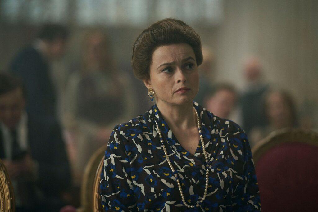 "Helena Bonham Carter – ""The Crown"""