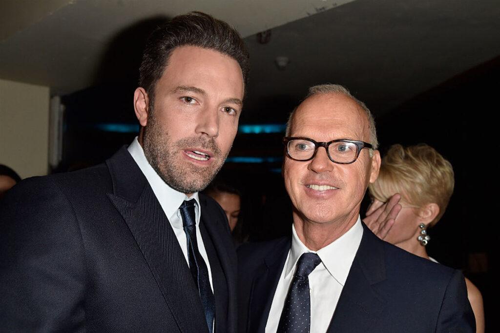 Ben Affleck y Michael Keaton
