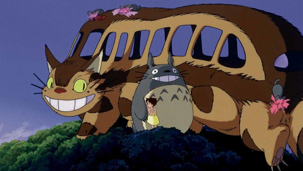Mi Vecino Totoro, Studio Ghibli