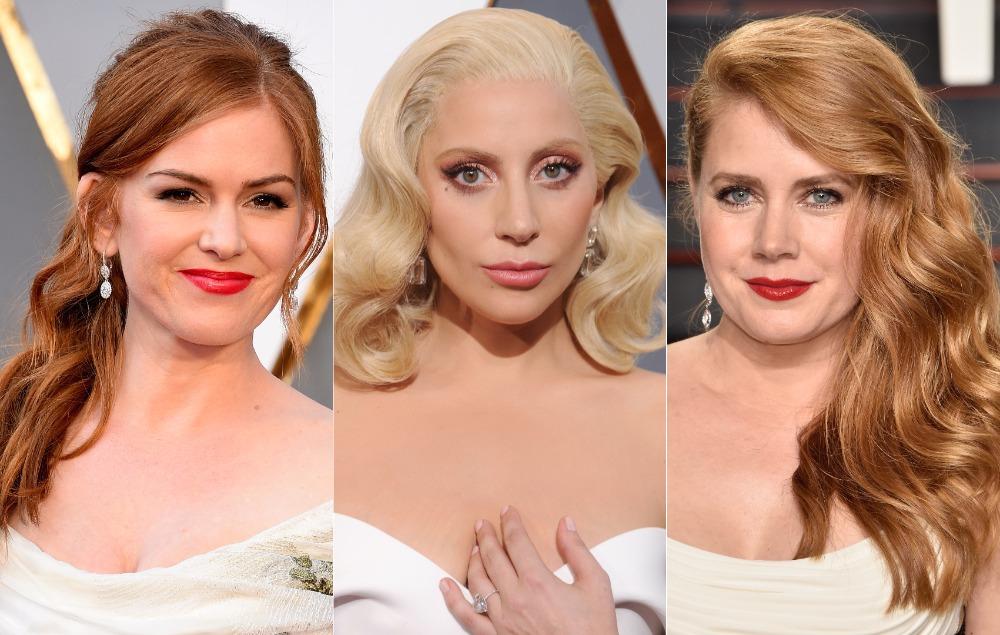 Isla Fisher, Lady Gaga y Amy Adams