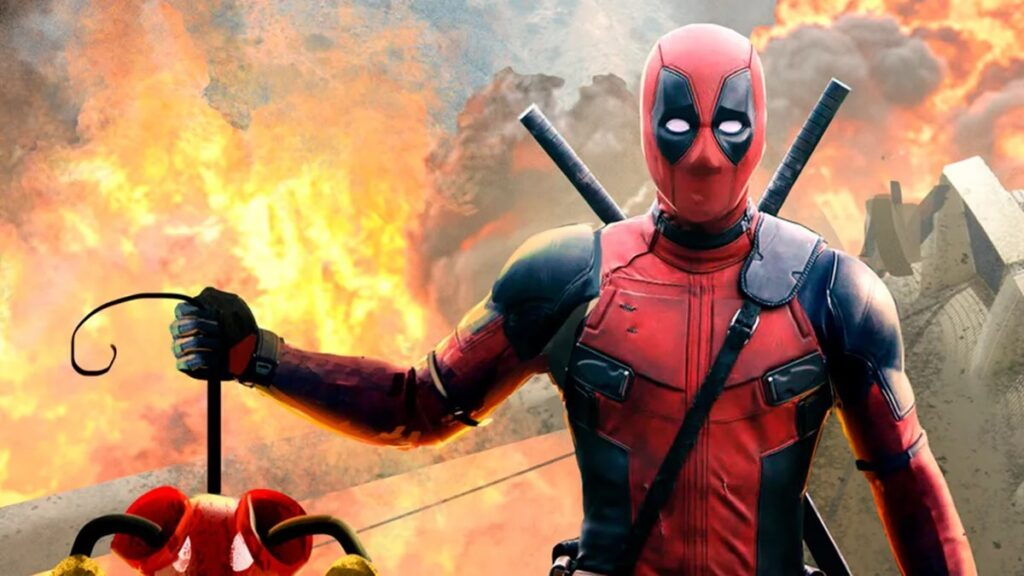 Kevin Feige Disney Deadpool 3 Ryan Reynolds