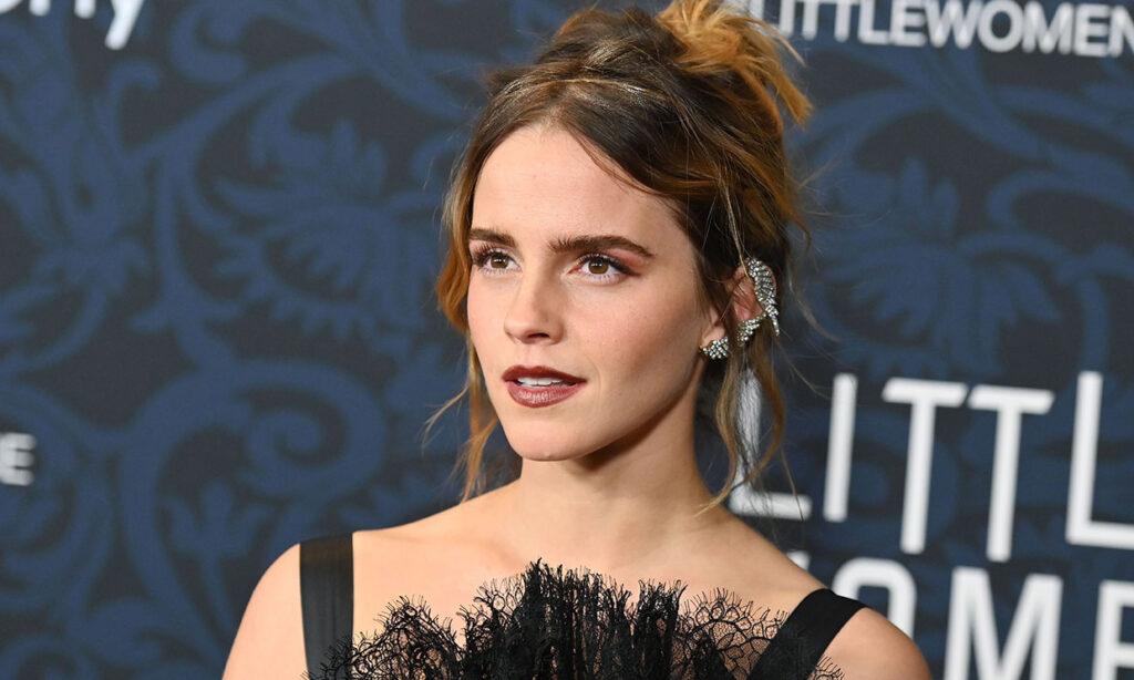 Emma Watson carrera actuación