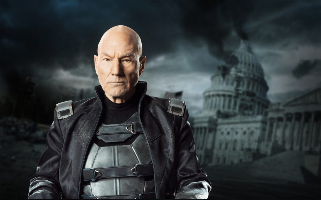 X-Men profesor X