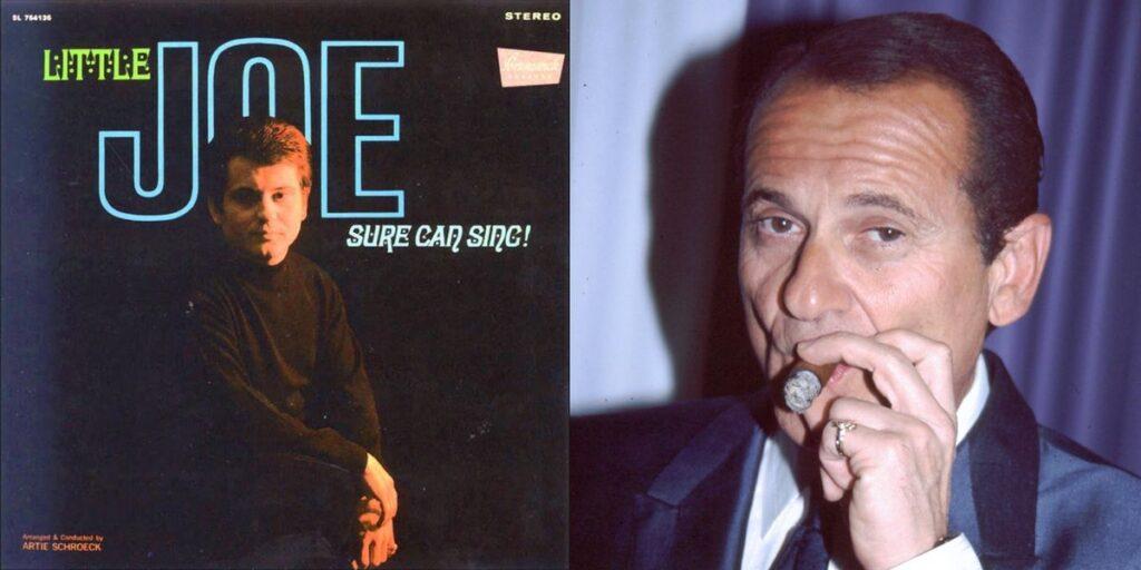 Joe Pesci en Little Joe Sure Can Sing!