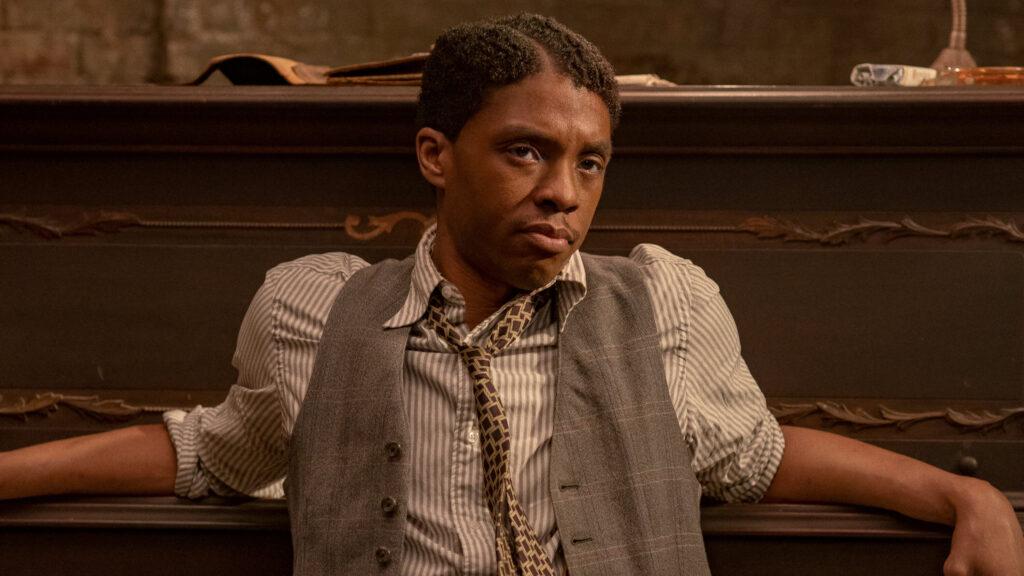 """Chadwick Boseman, – """"Ma Rainey's Black Bottom"""""""