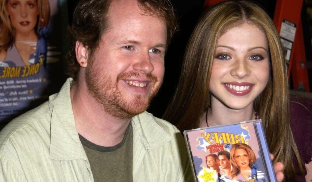 Michelle Trachtenberg Joss Whedon