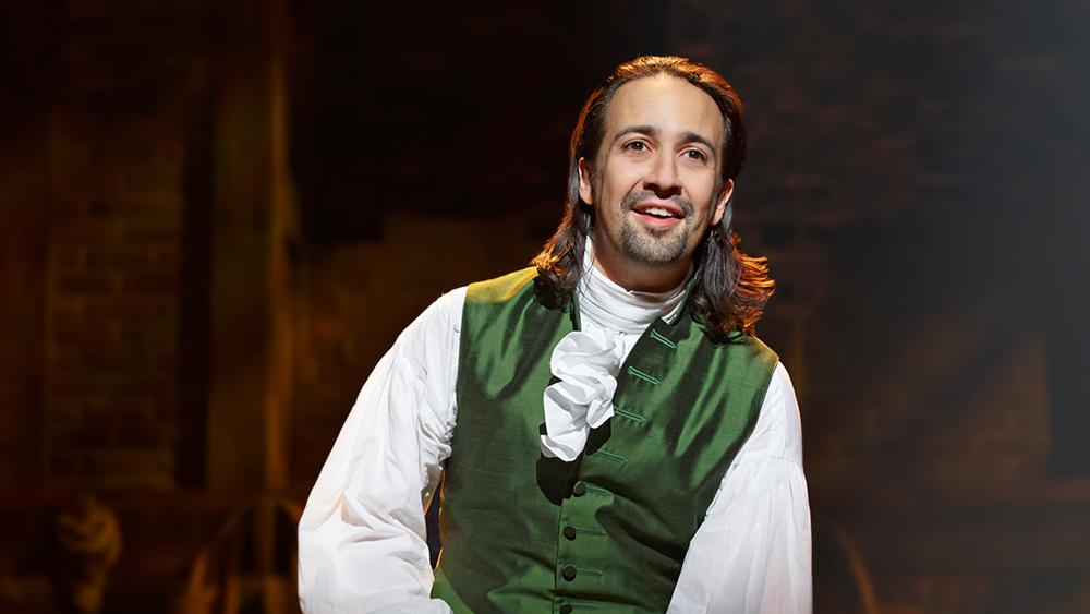 "Lin-Manuel Miranda – ""Hamilton"""