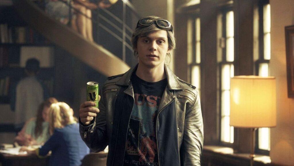 Evan Peters en X-Men