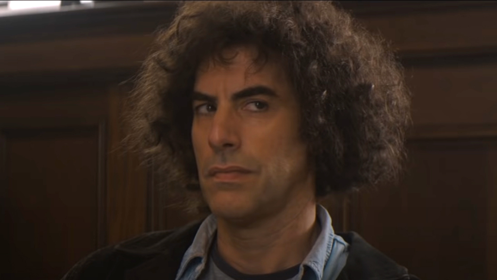 """Sacha Baron Cohen – """"The Trial of the Chicago 7"""""""