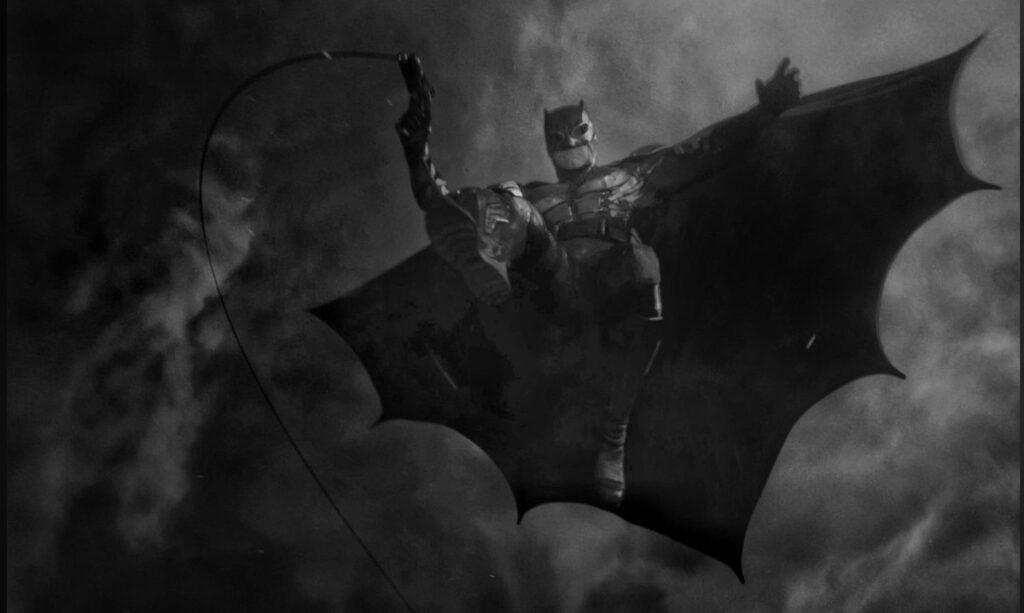 Snyder Cut Batman