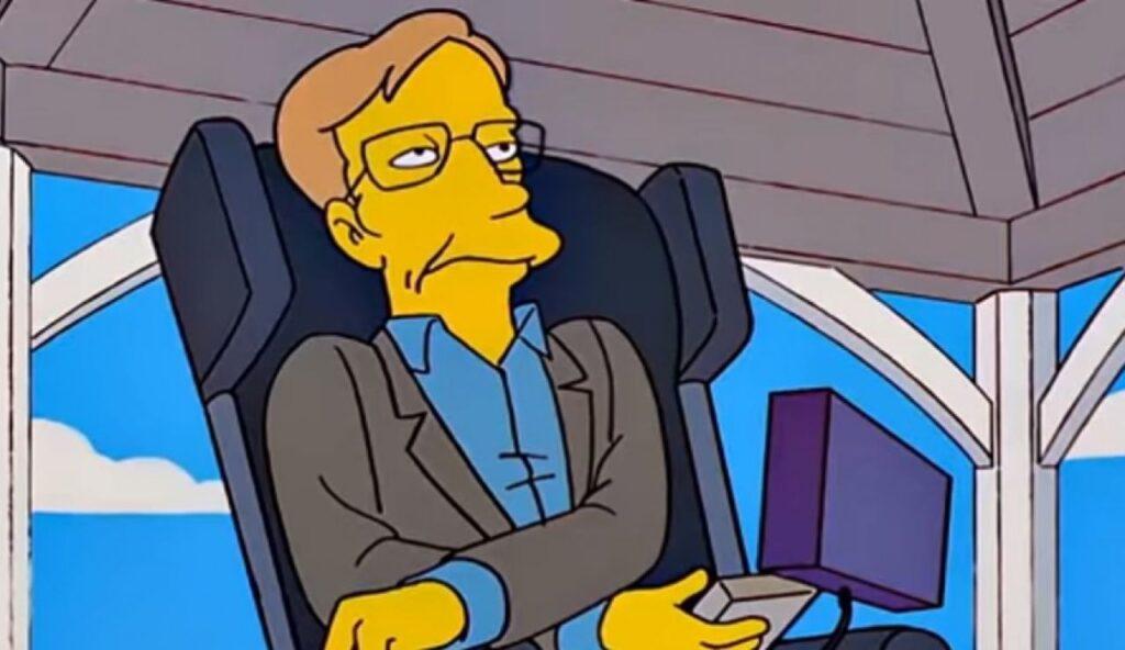 Stephen Hawking They Saved Lisa's Brain