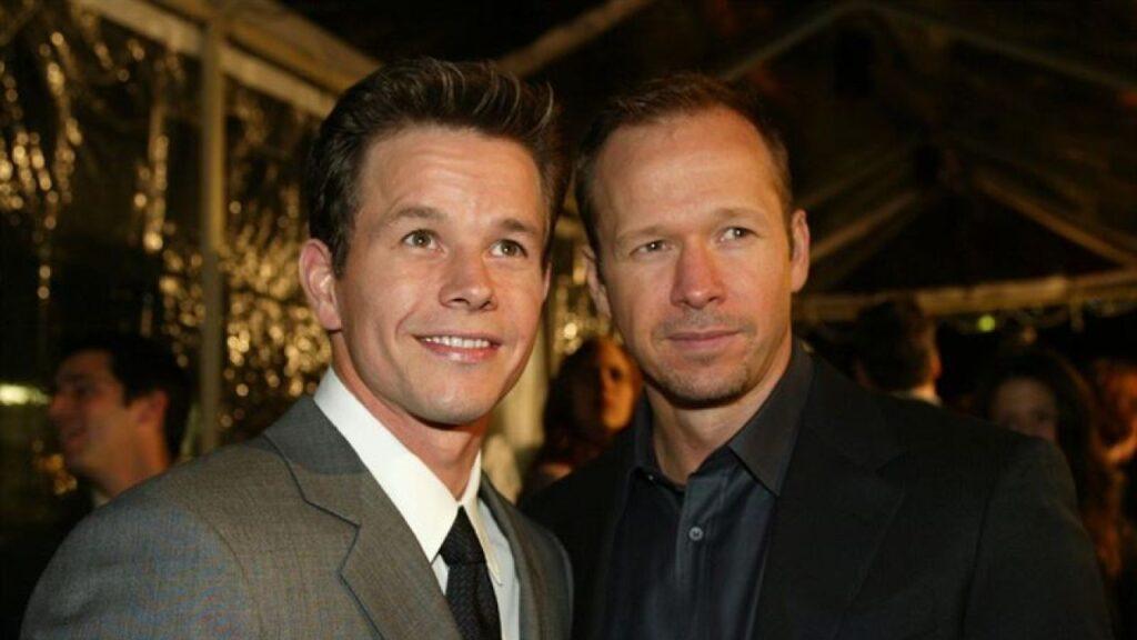Mark y Donnie Wahlberg