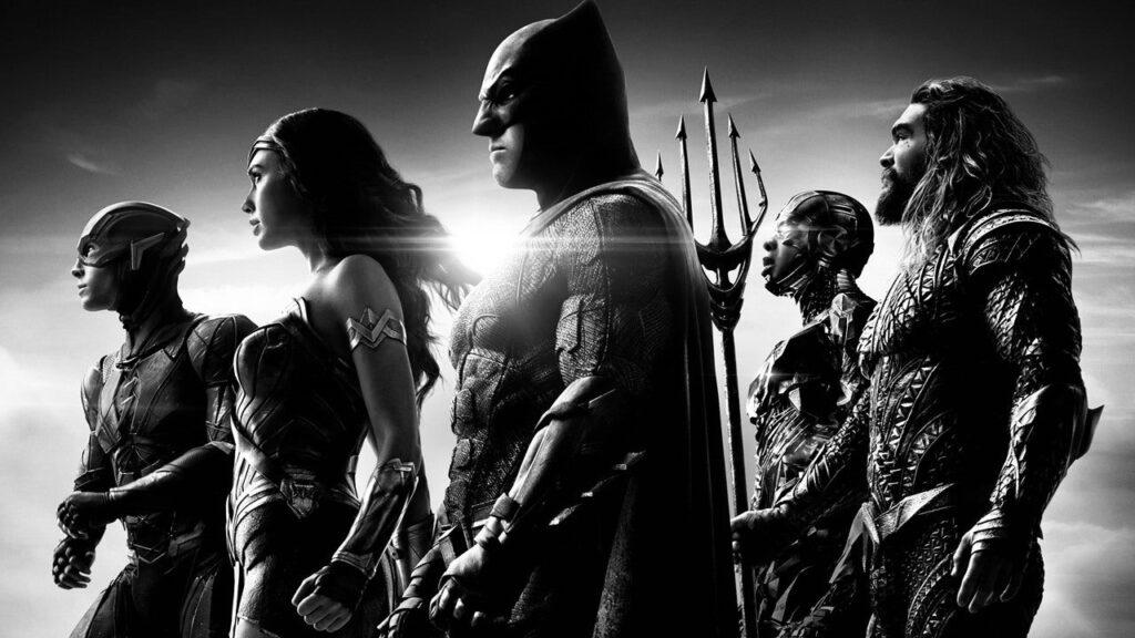 "Snyder Cut de ""Justice League"""