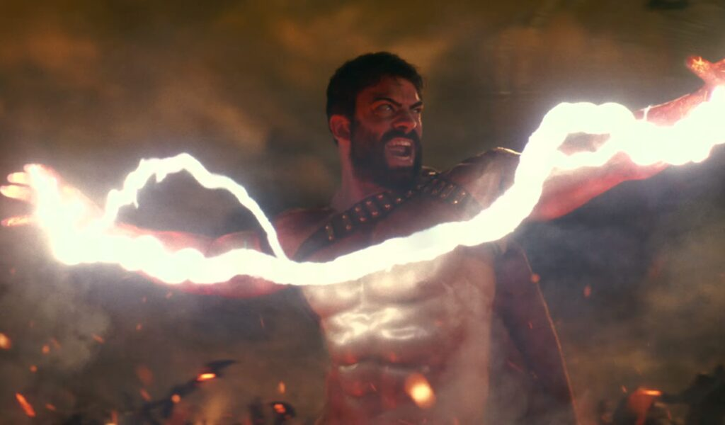 Snyder Cut Zeus