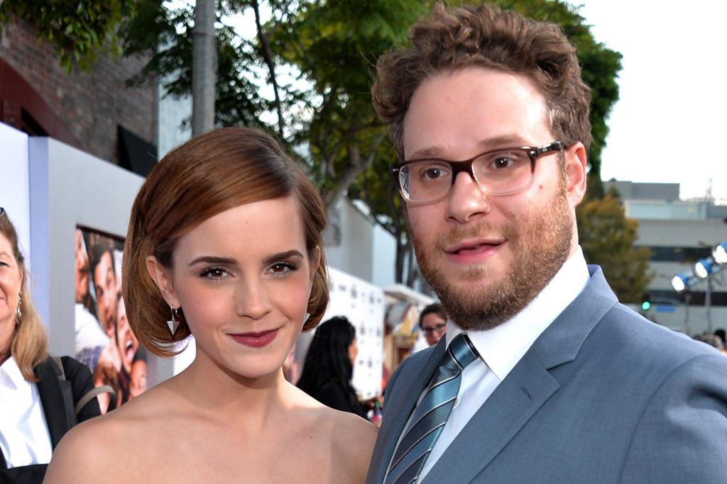 Seth Rogen Se Disculpa Con Emma Watson Por Incomodarla Durante El Rodaje De This Is The End