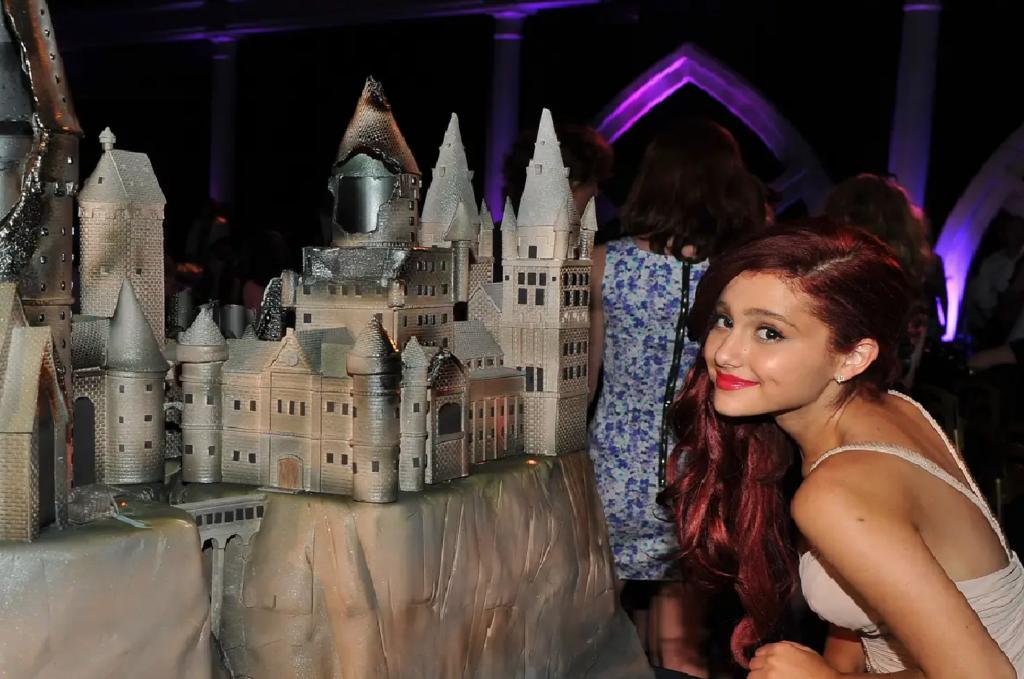 Ariana Grande Harry Potter