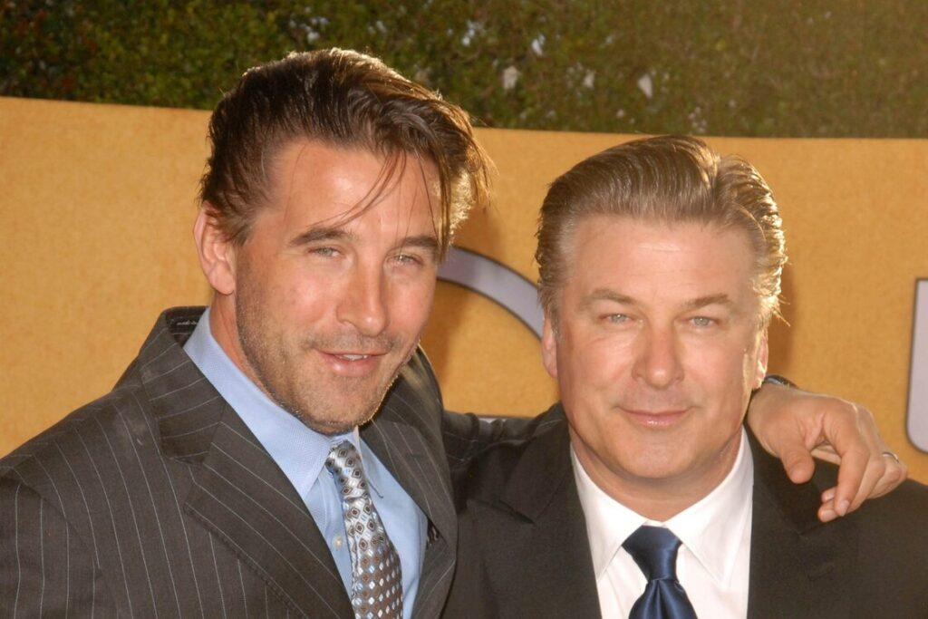 William y Alec Baldwin