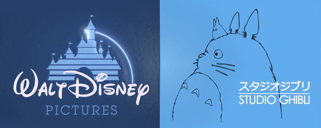 Disney y Studio Ghibli