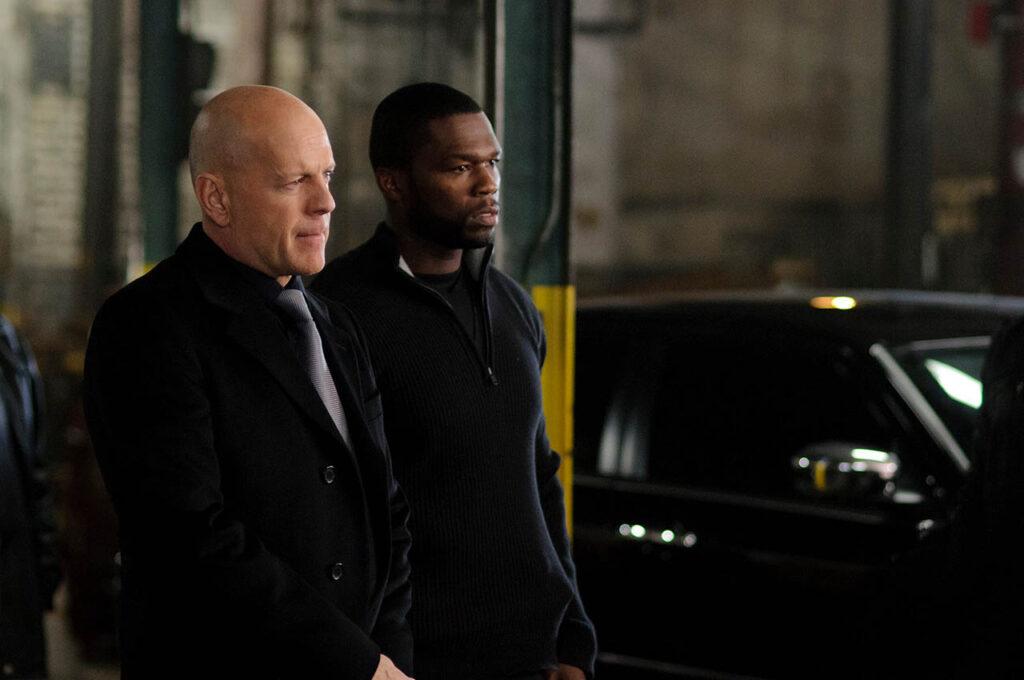 "Bruce Willis ""Setup"""