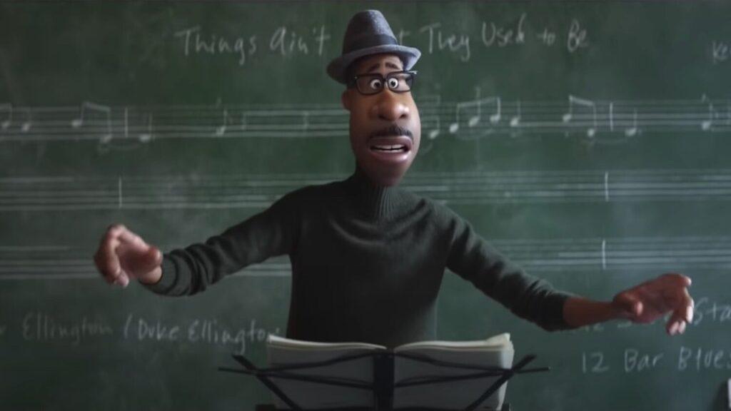 Golden Globes 2021 Soul Pixar