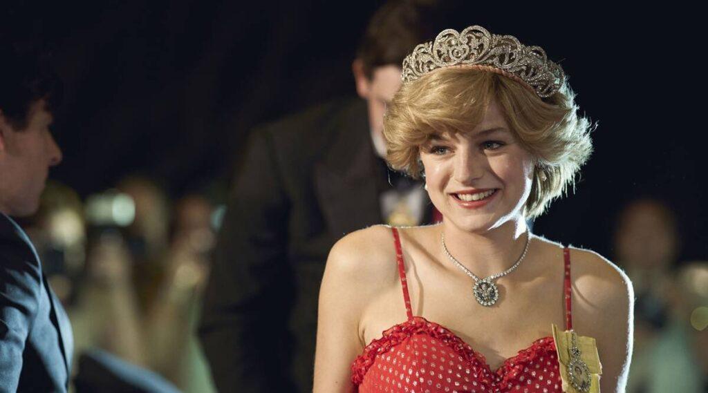 Golden Globes 2021 The Crown Emma Corrin