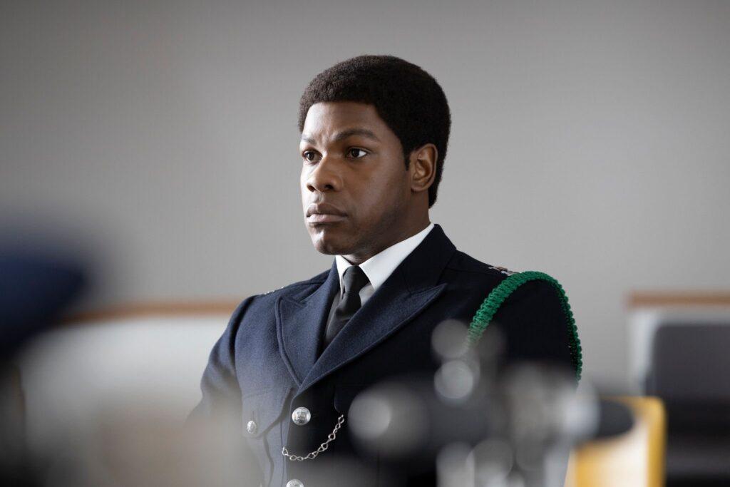 Golden Globes 2021 Small Axe  John Boyega