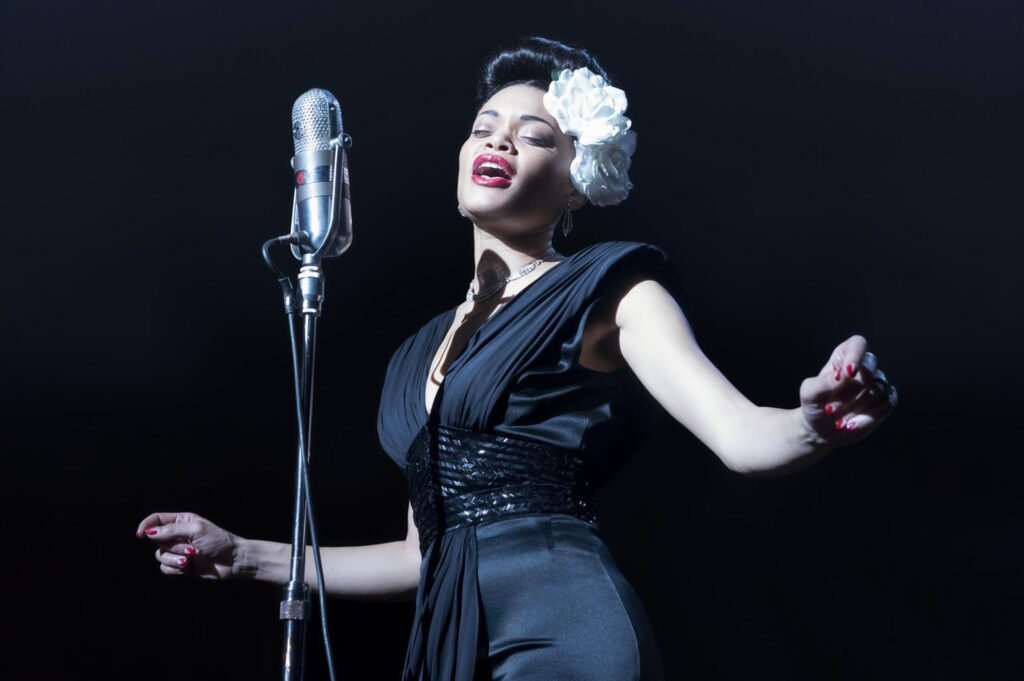 Golden Globes 2021 United States vs Billie Holliday Andra Day