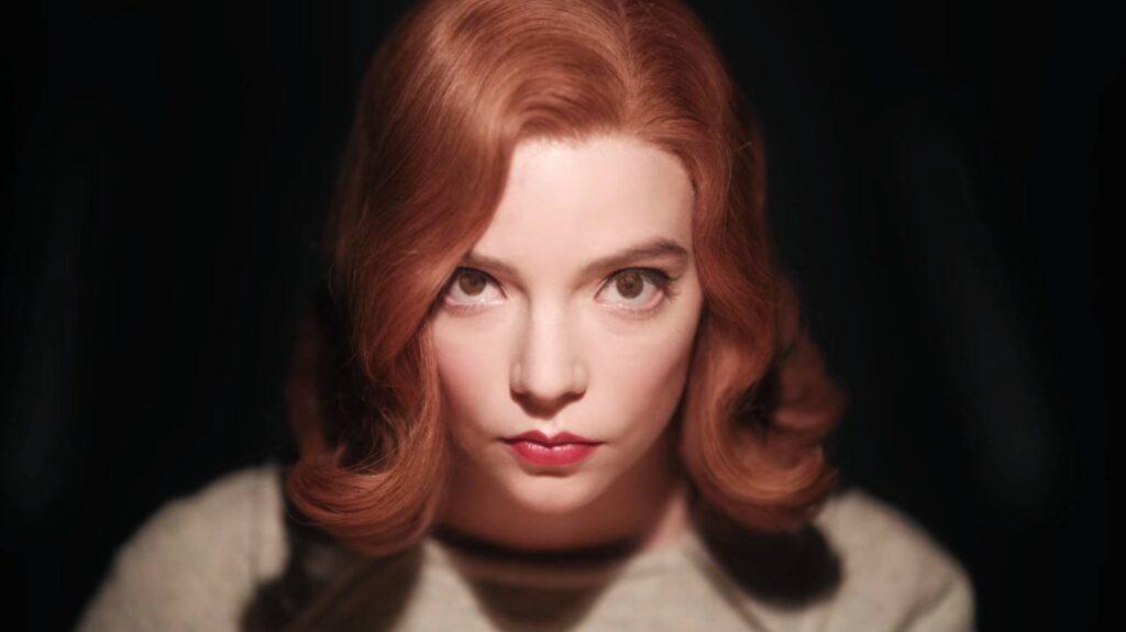 Golden Globes 2021 The Queen's Gambit Anya Taylor-Joy
