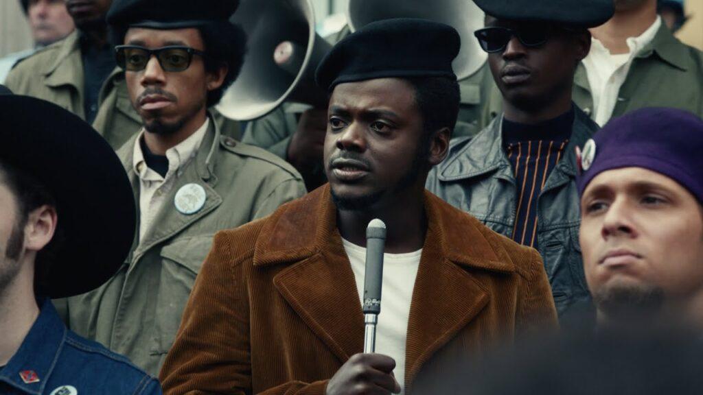 Golden Globes 2021 Judas and the Black Messiah Daniel Kaluuya