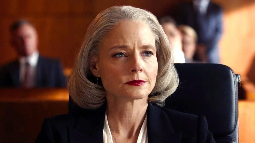 Golden Globes 2021 The Mauritanian Jodie Foster
