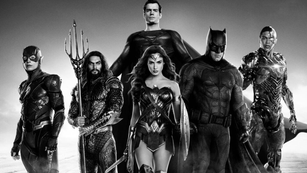 """""""Zack Snyder's Justice League"""""""