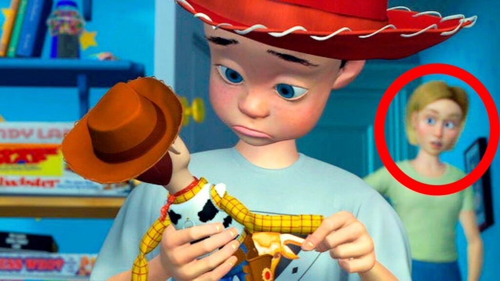 andy mama de andy toy story