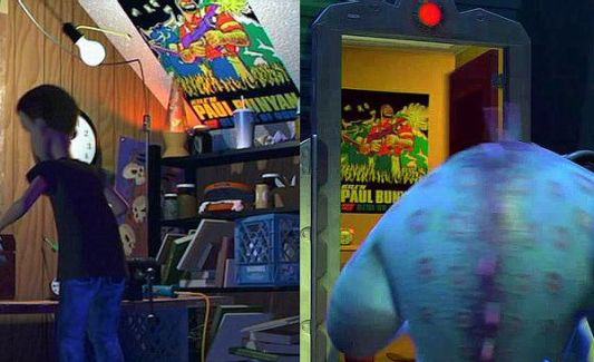 monsters inc toy story