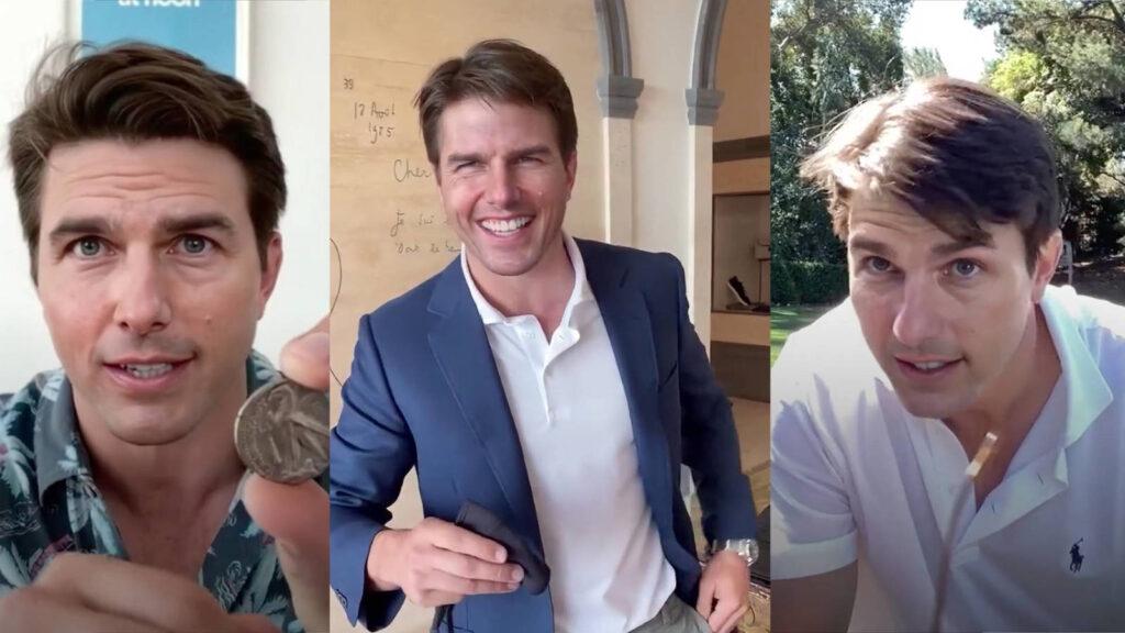 Deepfake Tom Cruise