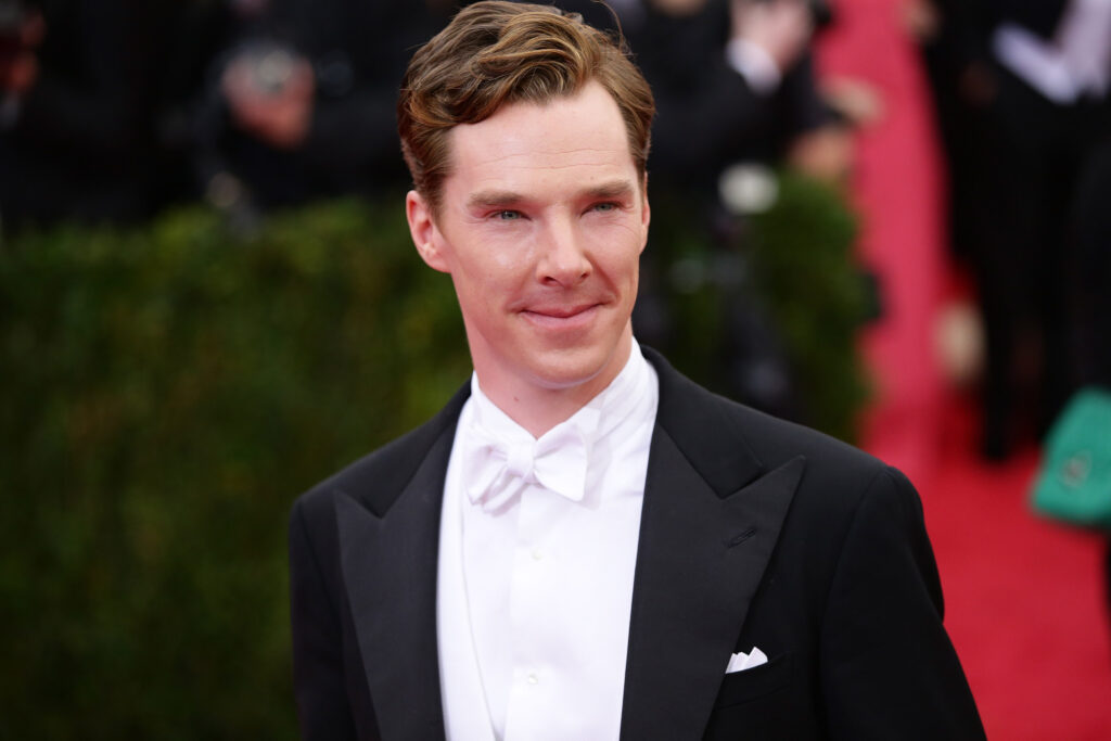 """Benedict Cumberbatch attends the """"Charles James: Beyond Fashion"""" Costume Institute Gala at the Metropolitan Museum of Art"""