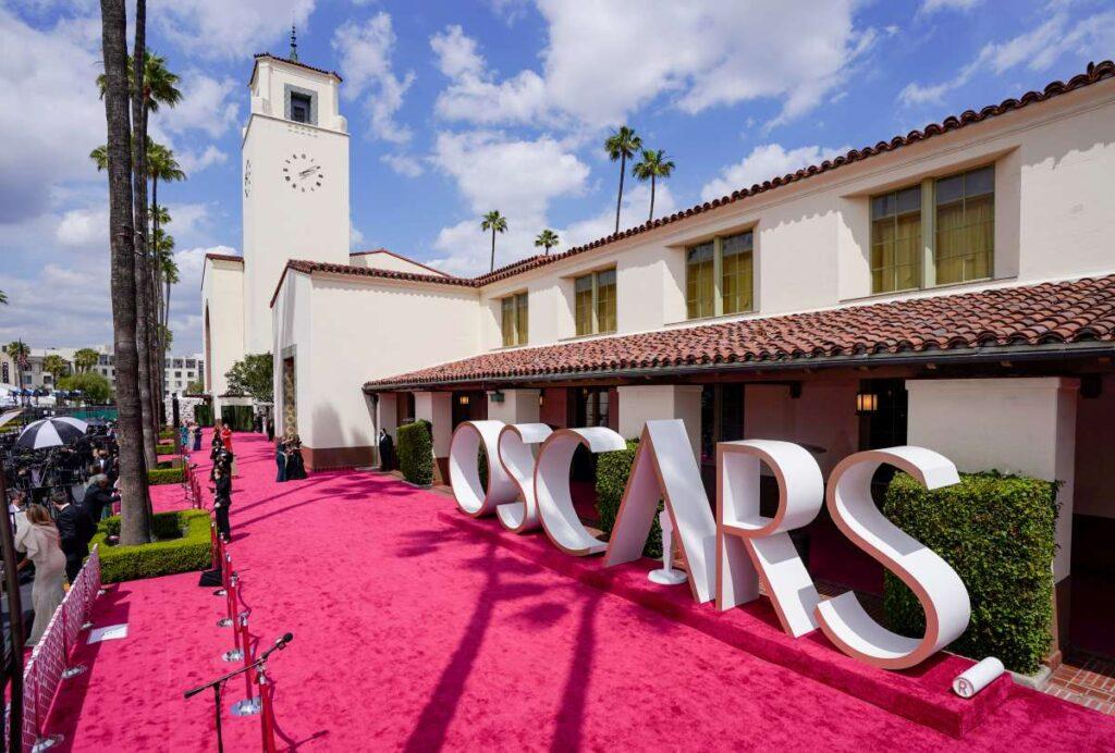 Óscars 2021 alfombra roja