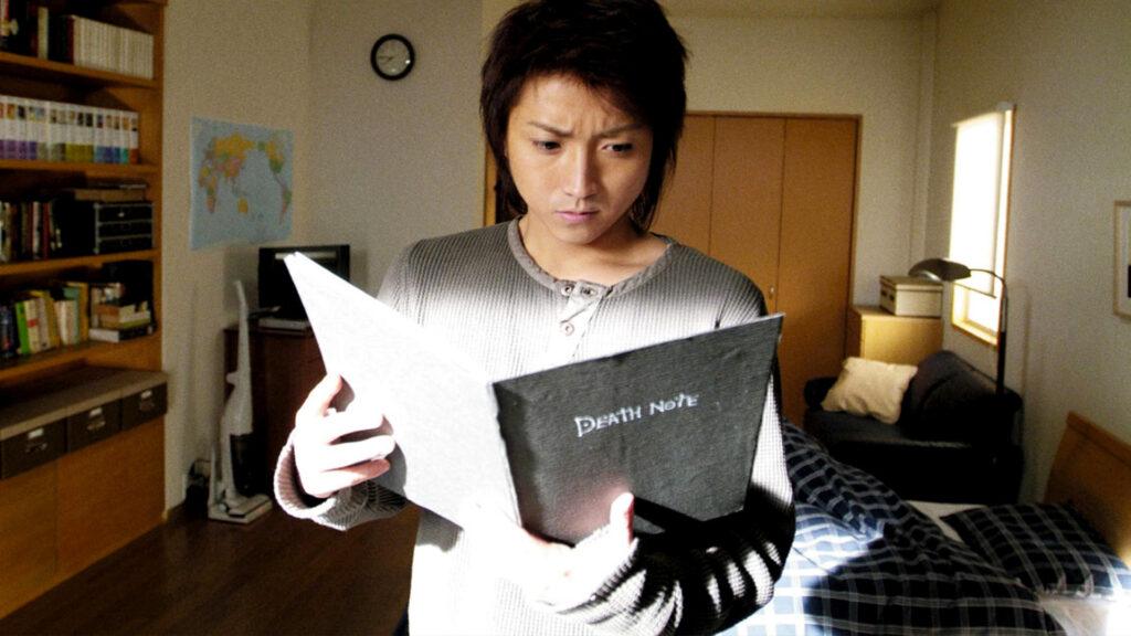 Death Note: La película Netflix