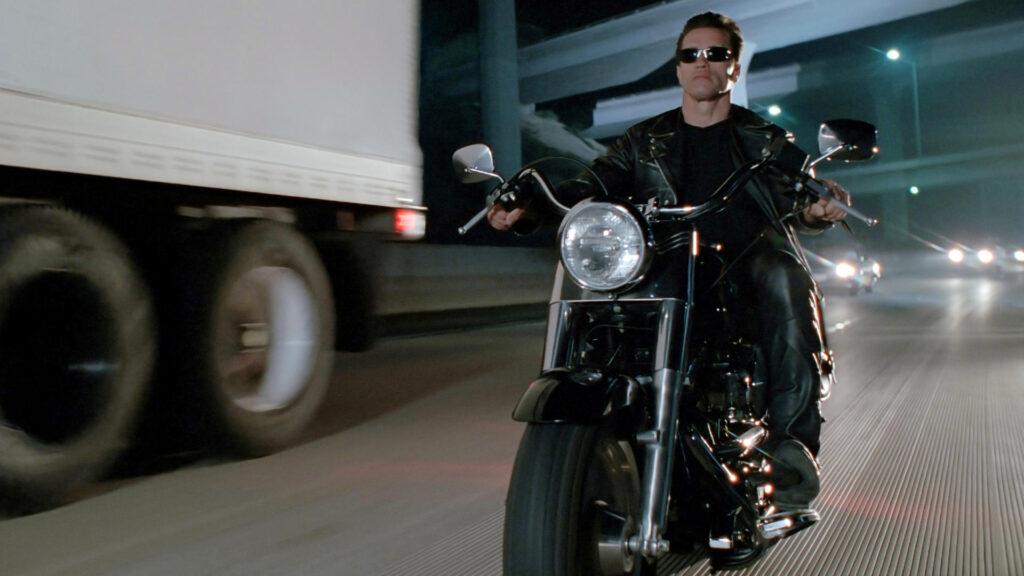 Terminator 2: El Juicio Final netflix