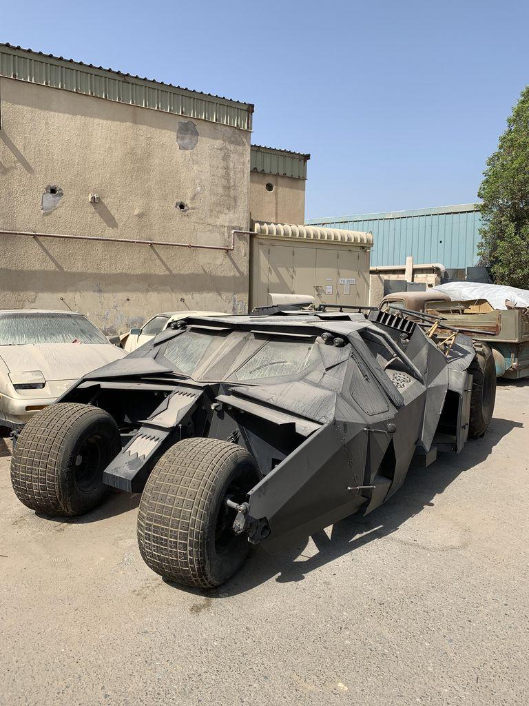 automóvil de Batman