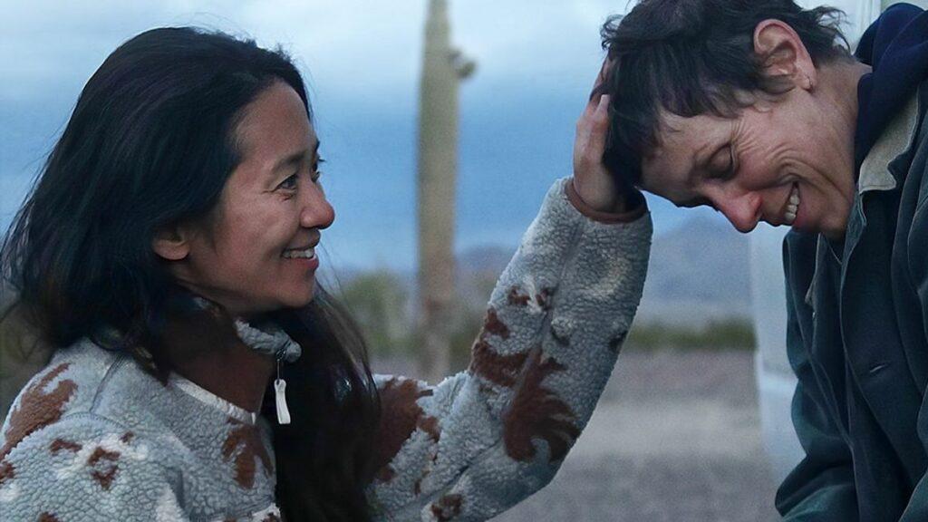 """Chloé Zhao – """"Nomadland"""""""