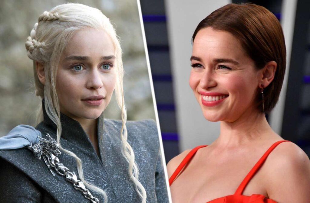 """Emilia Clarke """"Game of Thrones"""""""