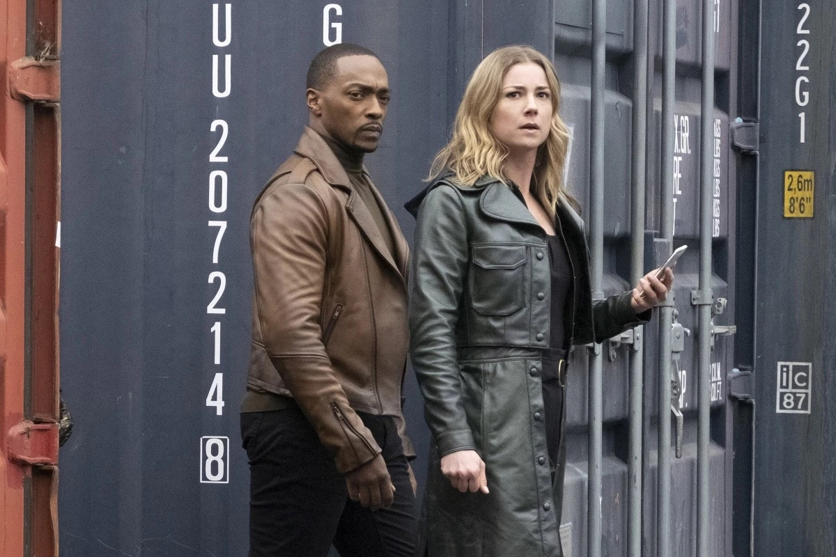 Emily VanCamp The Falcon and the Winter Soldier
