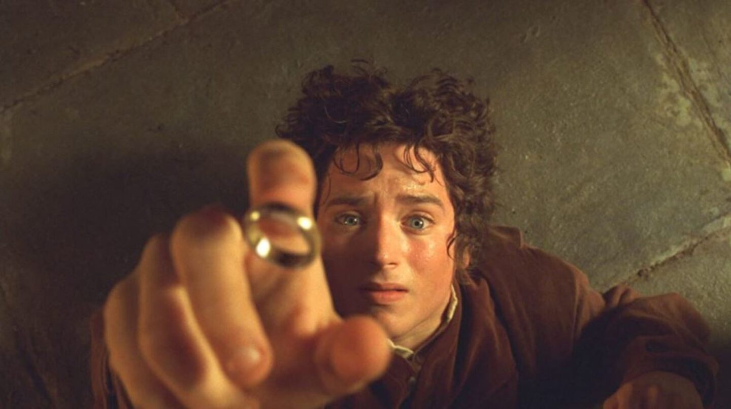 The lord of the rings frodo