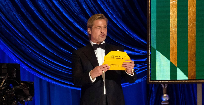 Óscars 2021 crítica Brad Pitt