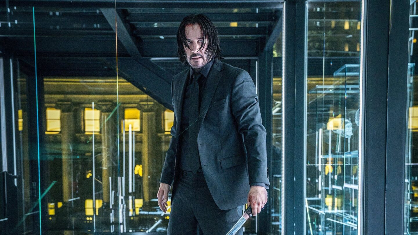 John Wick serie Keanu Reeves The Continental
