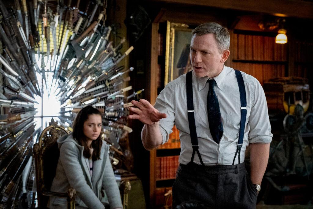 Knives Out Netflix secuela Daniel Craig Rian Johnson